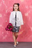 Платье подростковое с кардиганом, фото 1