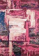 Ковер Smart абстракция бордо