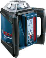 Нивелир лазерный ротационный Bosch GRL 500 H + LR 50 Professional 0601061A00