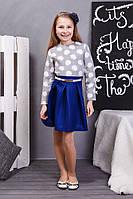 Кокетливое детское платье