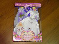 Одяг для ляльки Весільний наряд 2620