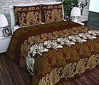 """Полуторный набор постельного белья Бязь """"Gold"""" №172"""