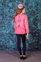 Детская рубашка с бантиком на спине, фото 1