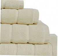 Элегантное банное  полотенце 100х150 Hamam HANIM IVORI