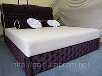 Кровать двуспальная Шанель