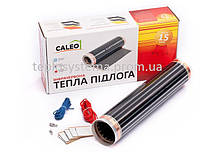 Инфракрасный пленочный теплый пол (комплект) CALEO Classic 220 - 0,5 - 1.0