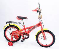 Детский Велосипед «Super Bike» 2-х колесный 16 дюймовые колеса 151602