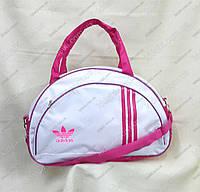 Молодёжная  женская спортивная сумка