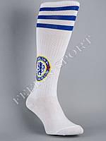 Гетры футбольные ФК Челси (FC Chelsea) белые