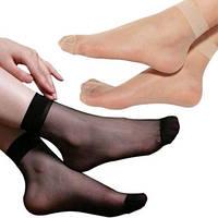 Носки капроновые 10 пар (пучек)