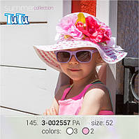 Модная шляпа для девочки
