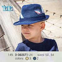 Модная шляпа для мальчика