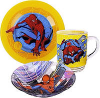 Набор посуды Luminarc SPIDERMAN STREET FIGHTS /3 предмета