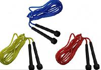 Скакалки гимнастические Power System радуга для тренировок