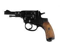 Револьвер флобера Гром НАГАН укороченый НКВД