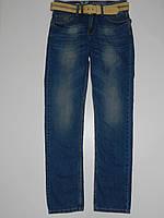 Джинсы мужские с поясом Armani 086-270 размер 29, 31 Турция