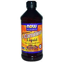 Жиросжигатель   L-Carnitine Liquid 3000 mg (473 ml )