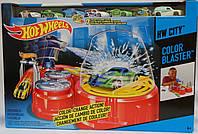 Hot Wheels Color Blaster  Станция изменения цвета