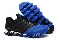 Кроссовки мужские Adidas Springblade 2 Drive Black Blue (адидас, оригинал) сине-черные