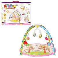 Детский развивающий музыкальный коврик 898-38 HB