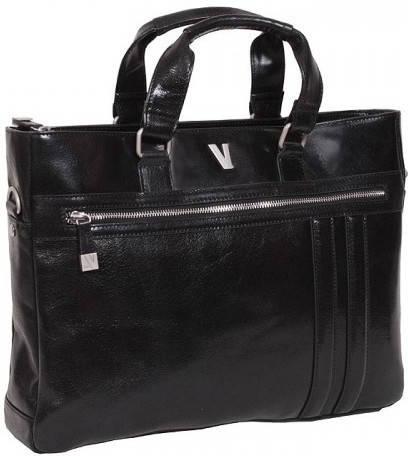 """Деловая сумка для ноутбука 15,6"""" Vip Collection Y 701А черный"""
