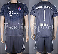 Футбольная форма Бавария Мюнхен Нойер (Bayern Munchen Neuer) 2014-2015