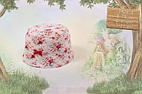 Шляпа с цветочным принтом МОНЕ
