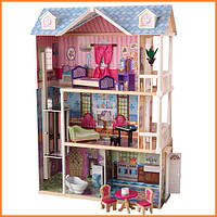 Дом для кукол KidKraft My Dreamy Beauty Моя мечта домик с мебелью 65823