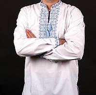 Мужская сорочка вышиванка МсВ11 нашитая
