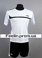 Футбольная форма Umbro White (Умбро Белая)