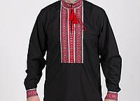 Мужская сорочка вышиванка МсВ17 нашитая