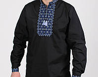 Мужская сорочка вышиванка МсВ7