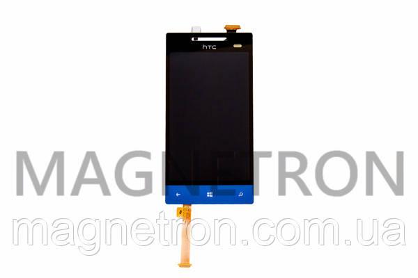 Дисплей + тачскрин для мобильного телефона HTC A620e Windows Phone 8S, фото 2