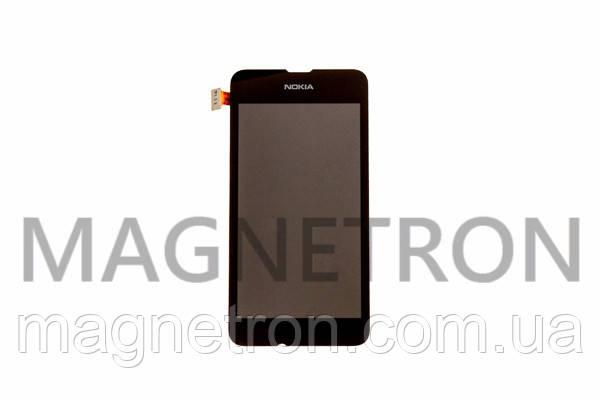 Дисплей с тачскрином для мобильных телефонов Nokia Lumia 530, фото 2