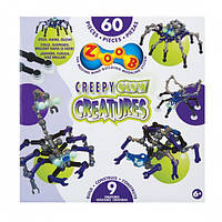 Конструктор ZOOB Creepy Glow Creatures