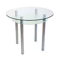 Обеденный стол из стекла Светиго
