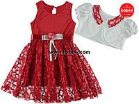 Платье на девочку  Турция 3,4,5 лет