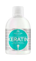 Kallos Keratin шампунь Кератин и молочный протеин, 1л