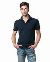 Классическая рубашка-поло 100% хлопок