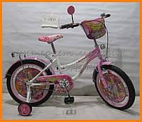 Велосипед детский от 5 лет Tilly Флора 18