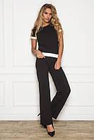 Деловая женская блуза черного цвета