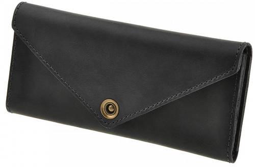 Оригинальный кожаный кошелек BlankNote BN-W-1-g графит