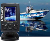 Эхолот Lowrance Elite-3x DSI