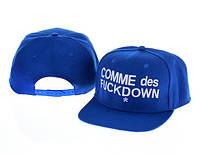Кепка Comme des Fuckdown Snapback Blue