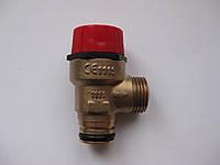 Предохранительный клапан 3 бара под скобу Baxi, Westen (710071200)