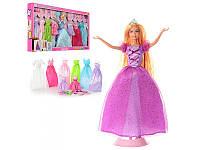 Кукла Барби с нарядами Barbi Defa 8266