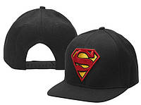 Кепка Superman Snapback Black