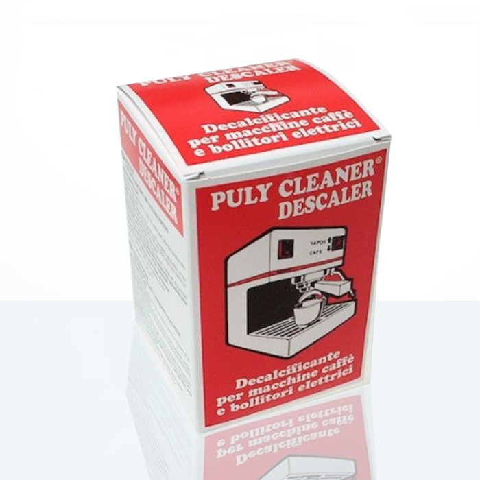 Puly cleaner descaler инструкция