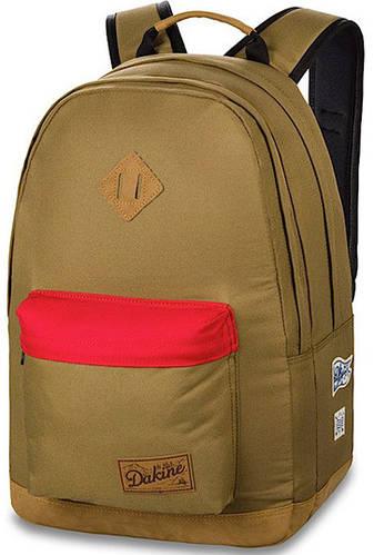 Рюкзак женский повседневный Dakine Detail 27L Gifford 610934969665 коричневый