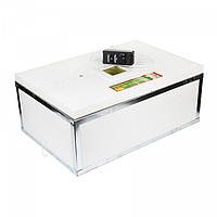 Инкубатор Наседка ИБМ-100 Механический переворот и аналоговый терморегулятор